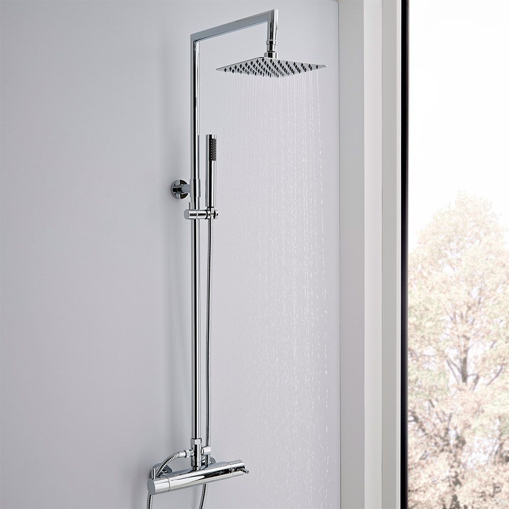 Minimalist Thermostatic Bar Valve & Tiamo Kit