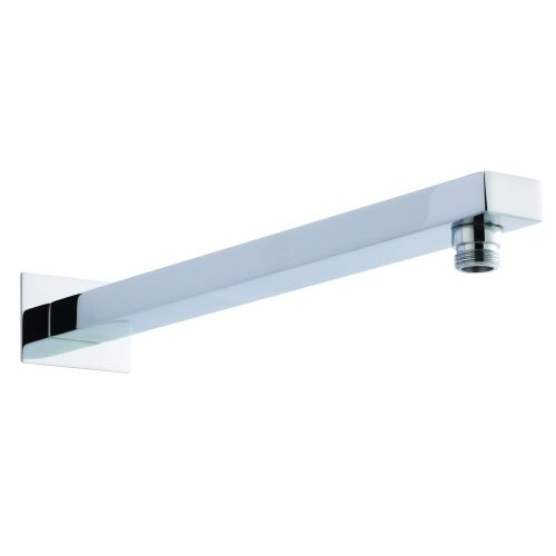 "14"" Rectangular Wall Mounted Shower Arm"