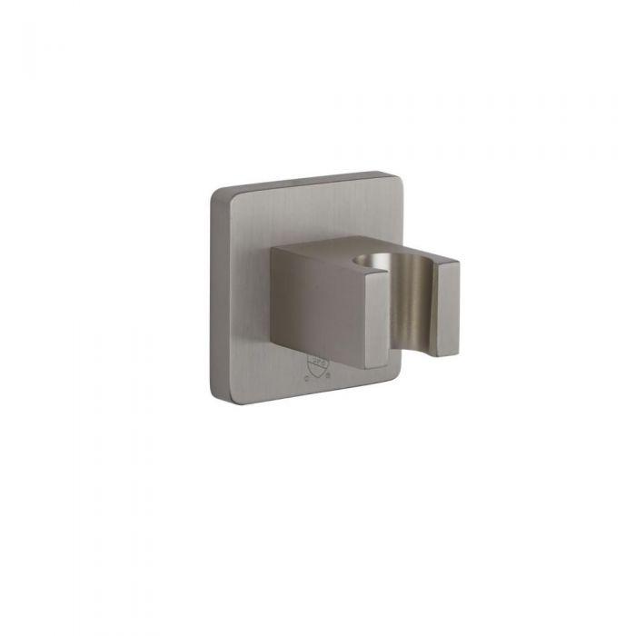Shower Parking Bracket - Brushed Nickel