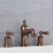 Colworth - Traditional Oil-Rubbed Bronze Widespread Bathroom Faucet