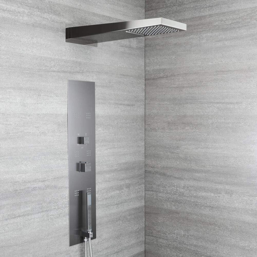 Interval Concealed Thermostatic Shower