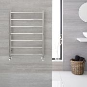 "Quo  - Stainless Steel Towel Warmer - 31.5"" x 23.75"""