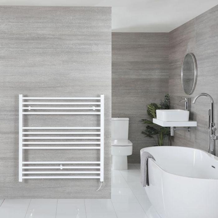 "Ive Electric - White Flat Towel Warmer - 39"" x 39"""