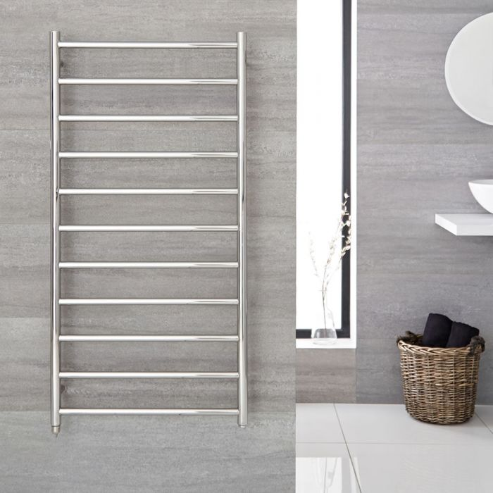 """Quo Electric - Stainless Steel Towel Warmer - 39.5"""" x 23.75"""""""
