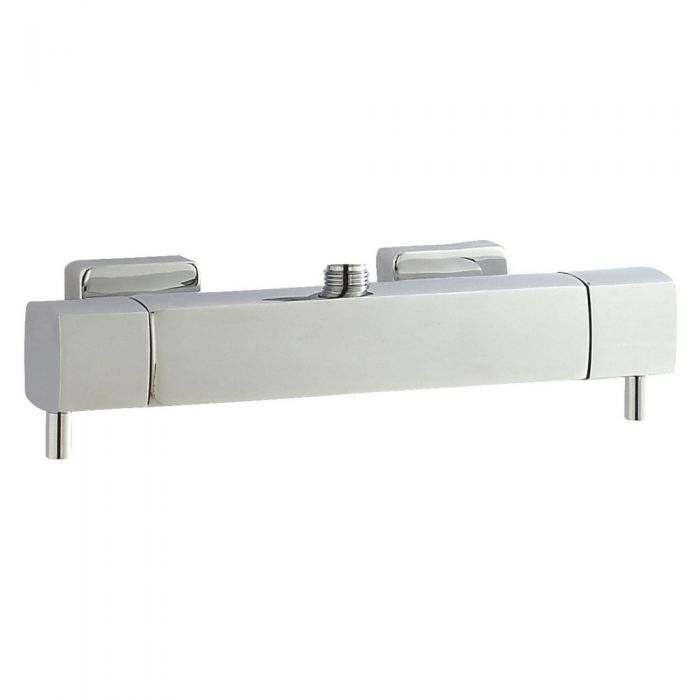Quadro Thermostatic Bar Valve (Top Outlet)