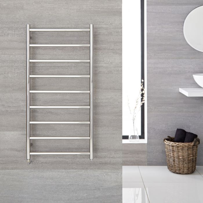 "Quo Electric - Stainless Steel Towel Warmer - 47.25"" x 23.75"""