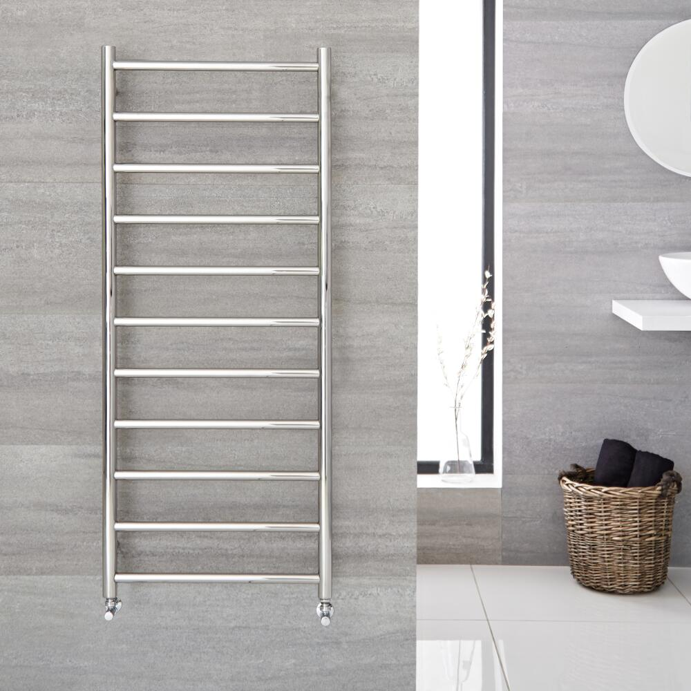"""Quo  - Stainless Steel Towel Warmer - 47.25"""" x 19.75"""""""