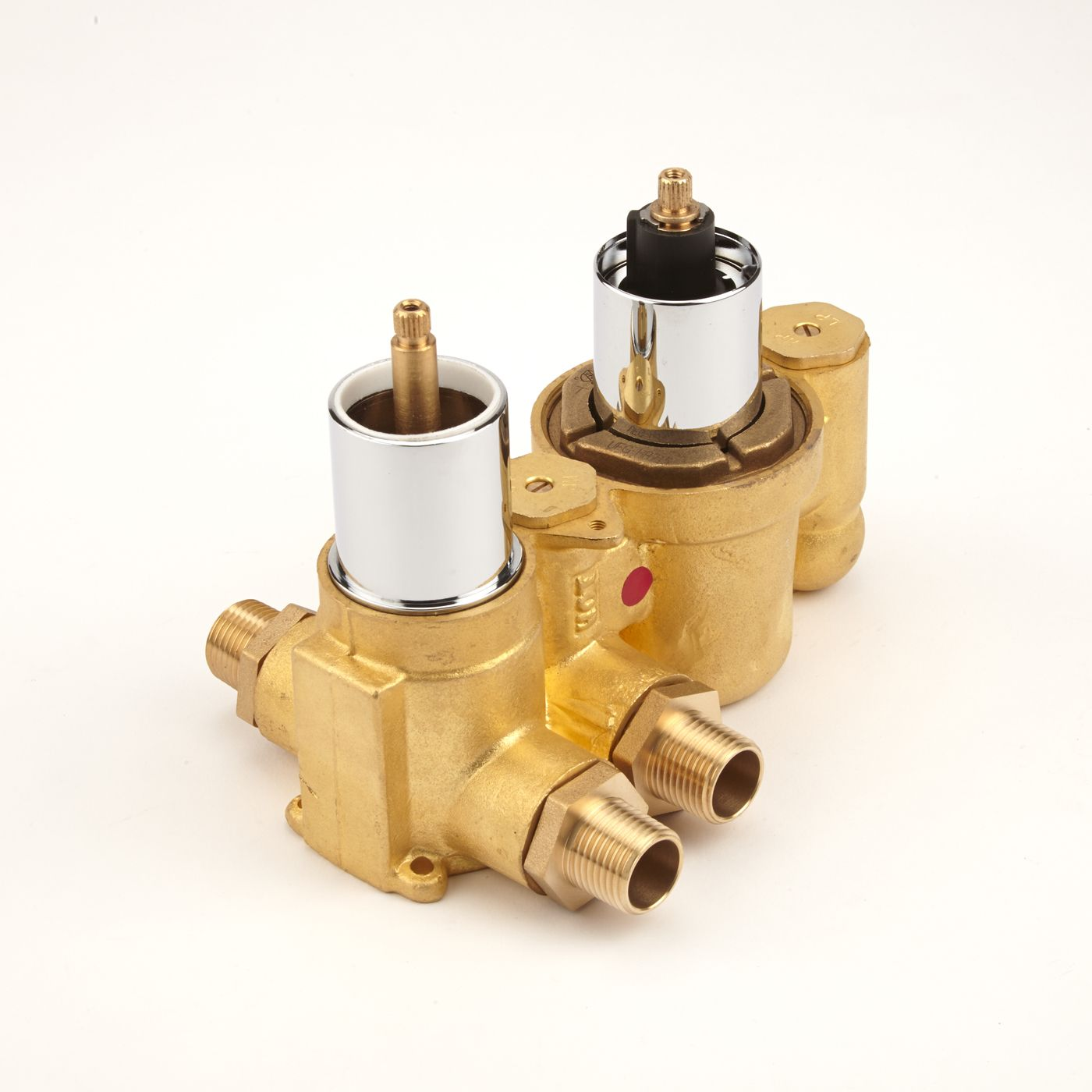 Twin Diverter Rough-In Valve Concealed