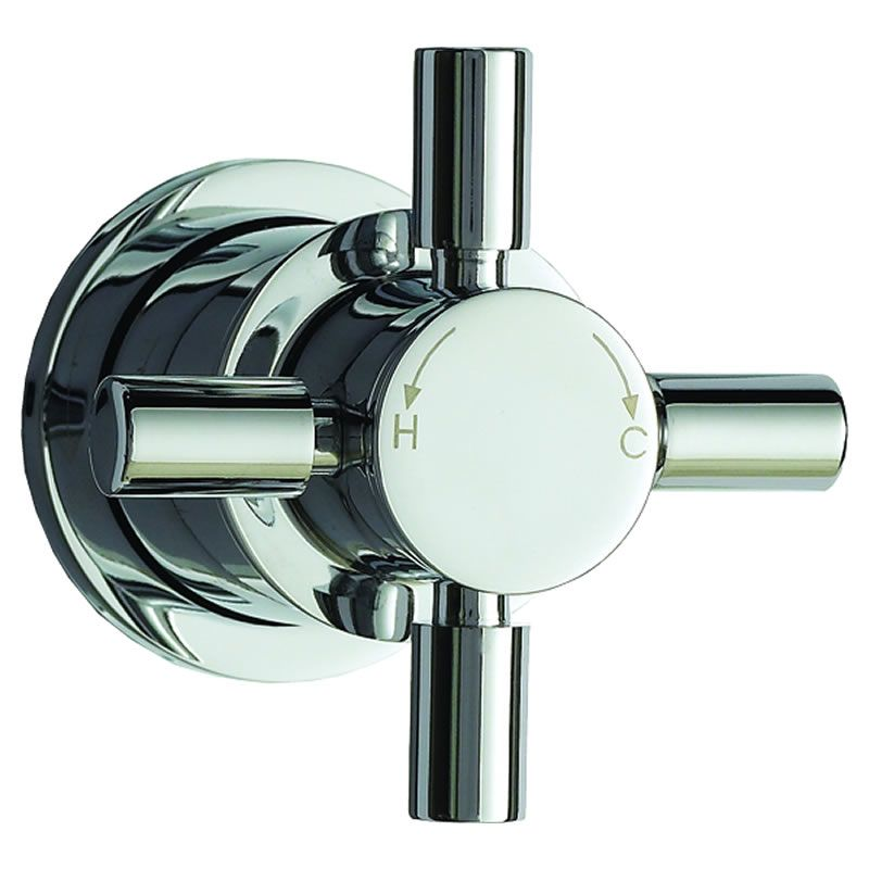 Round Crosshead Temperature Handle