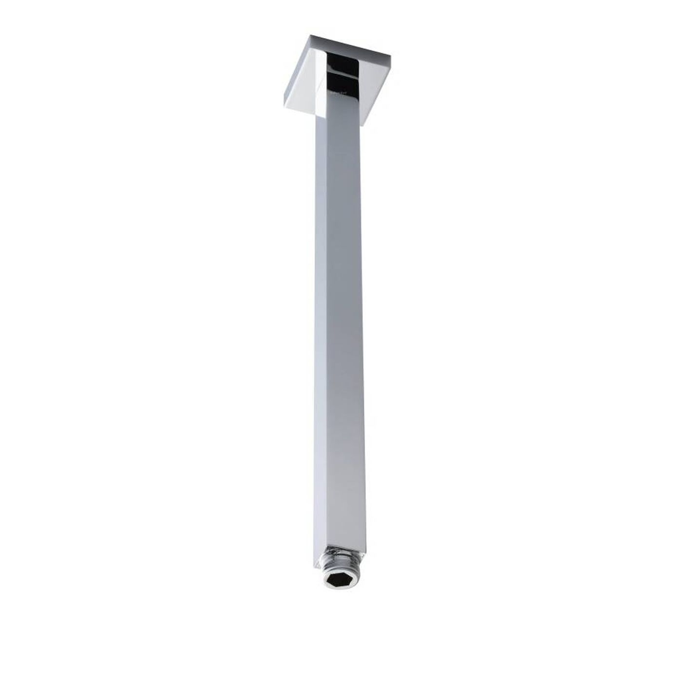 Valquest Square Ceiling Arm - 14""