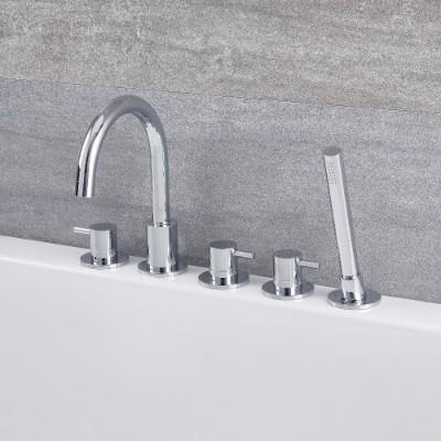 Chrome Tub Faucets