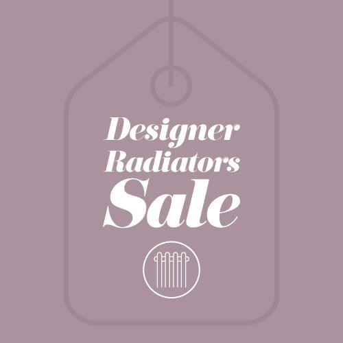 Designer Radiators Sale
